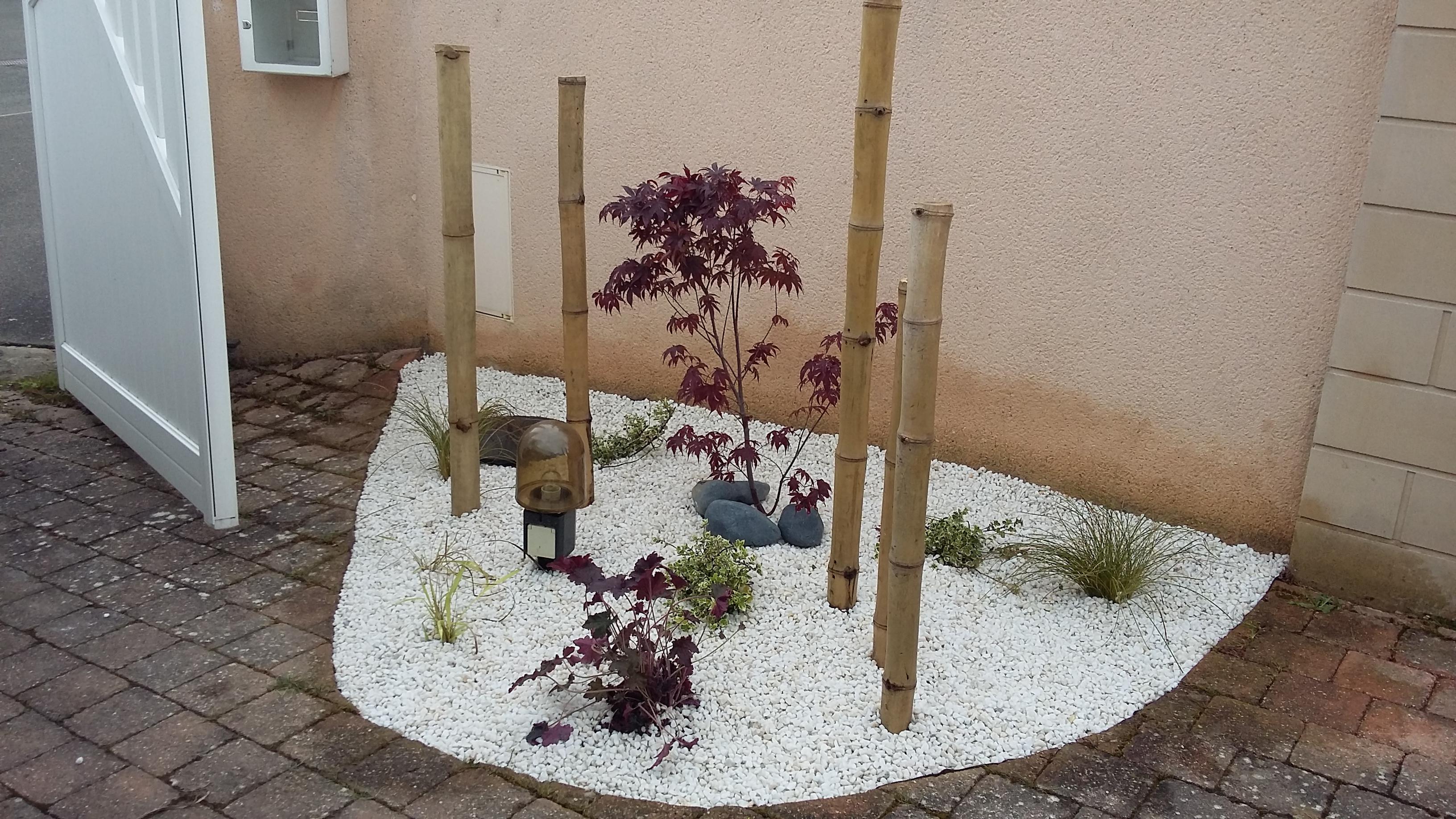 Décoration minérale et végétale au style japonais - ZEN
