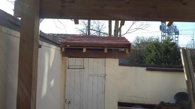 Reprise à neuf de la toiture