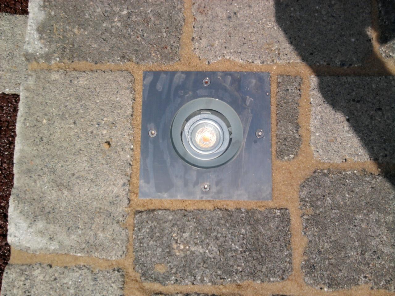 Eclairage ext rieur for Eclairage spot exterieur